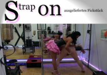 Strap on - Lady Mell-B
